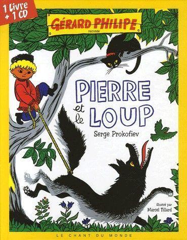 Pierre et le loup dans l 39 heure musicale alain marinaro centerblog - Coloriage pierre et le loup ...